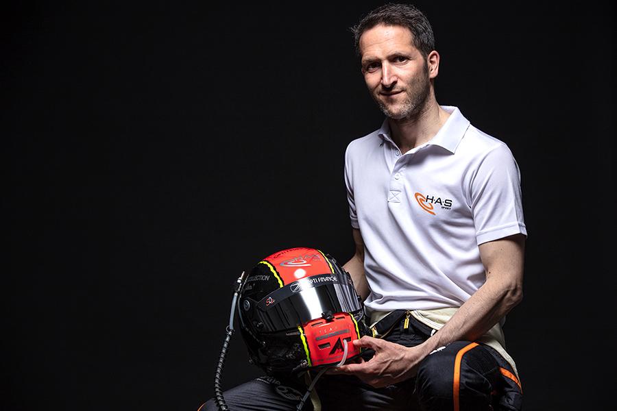 Vincent Capillaire, pilote pour SO24