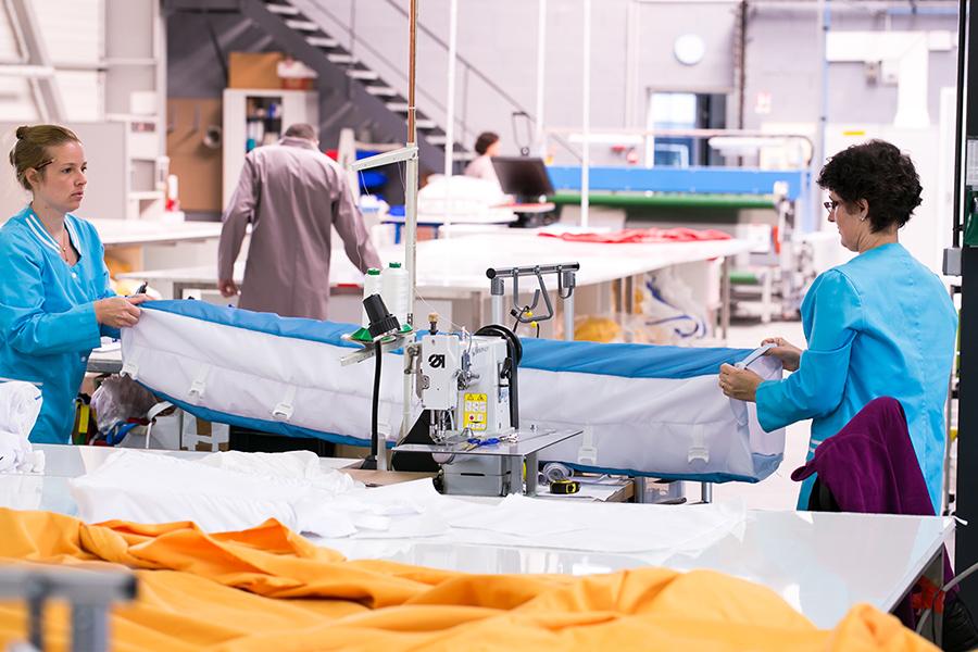 Les gaines textiles, un véritable savoir-faire H.A.S