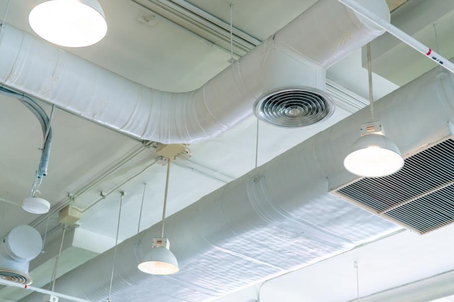 système de renouvellement de l'air