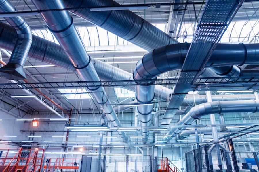 Entretien Réseau de ventilation
