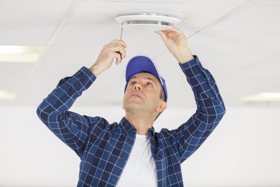 ventilation des espaces de travail