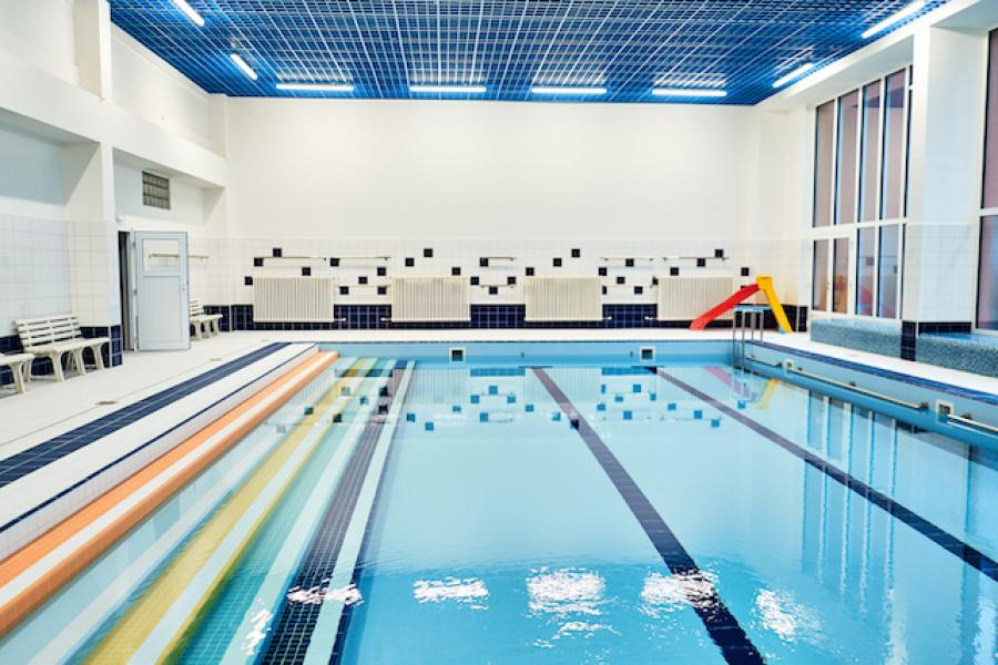 ventilation piscine intérieure