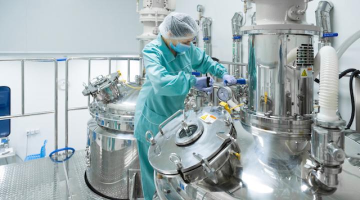 traitement d'air industrie pharmaceutique