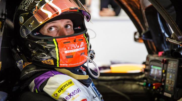 Vincent Capillaire - 24h du Mans 2017