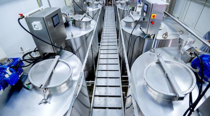 ventilation dans l'industrie agroalimentaire
